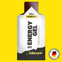 Энергетический гель с гуараной Inkospor Energy Gel 40 граммов Кола