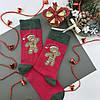 Набор мужских новогодних носков стрейчевых Новый Год, фото 3