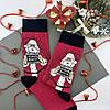 Набор мужских новогодних носков стрейчевых Новый Год, фото 4