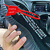 Adidas Yeezy 350 Black x OFF WHITE (Черный), фото 9