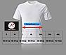 Футболка  мужская  армейская  Solid Color 100% Cotton T-Shirt  олива   Rothco USA, фото 2