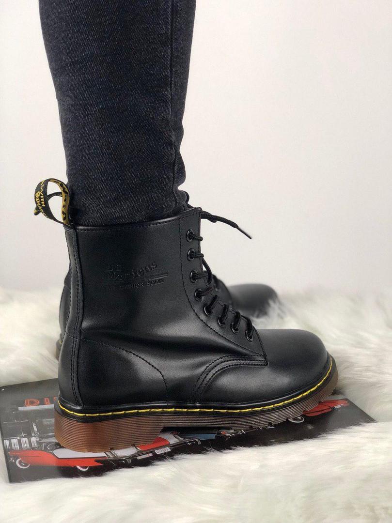 Dr Martens 1460 Black (Деми) (Черный)