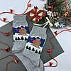 Набор мужских новогодних носков стрейчевых Новый Год, фото 5