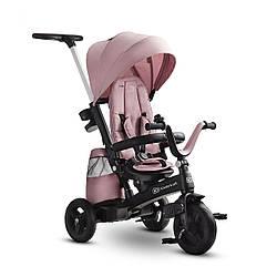 Трехколесный велосипед Kinderkraft Easytwist Mauvelous Pink