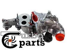 Оригінальна турбіна Nissan NV400 2.3 DCI Biturbo від 2010 р. в. - 846016-0001, 825759-0002, 144103590RD