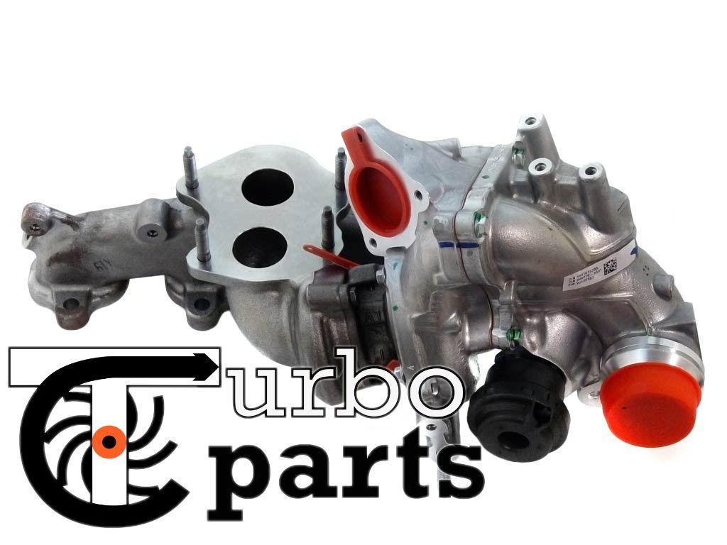 Турбина для Renault Master 2.3DCI Biturbo от 2010 г.в. - 846016-0001, 825759-0002, 144103590RD