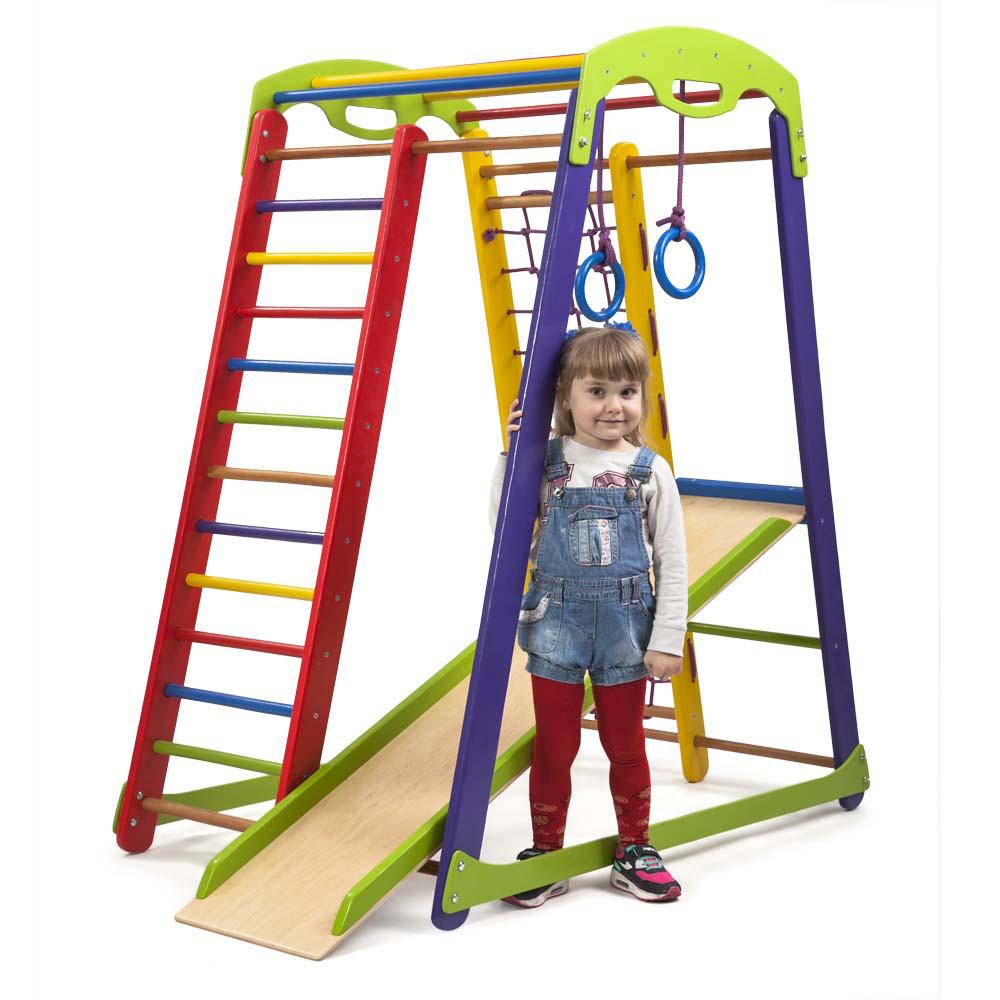 Детский спортивный уголок- «Кроха 1 мини» SportBaby