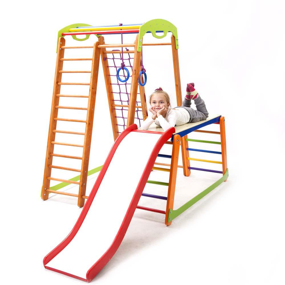 Дитячий спортивний куточок - Малюк - 2 Plus 1-1 SportBaby