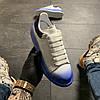 Alexander McQueen White Blue Black (Белый Синий), фото 3