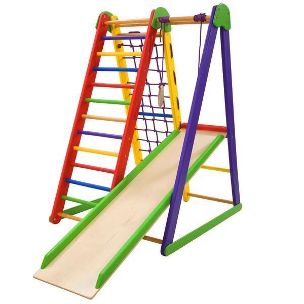 Дитячий спортивний куточок для дому «Kind-Start-3»