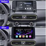 Junsun 4G Android магнитола для Hyundai-e Encino Kona 2018 2019 2020, фото 2