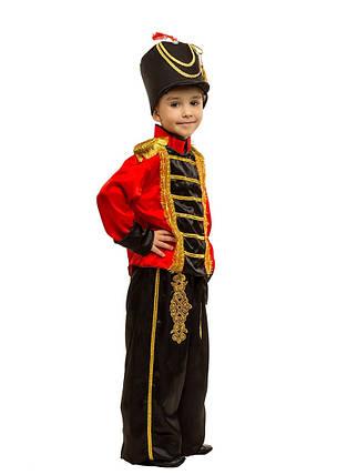 """Детский карнавальный костюм """"Гусар, Щелкунчик"""" для мальчика, фото 2"""