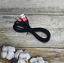 Зарядный кабель USB Type C 1м для Samsung Xiaomi Redmi Oppo Realme Huawei Honor, фото 4