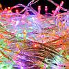 Светодиодная LED гирлянда M-1 мультицветная, 100 лампочек, фото 3