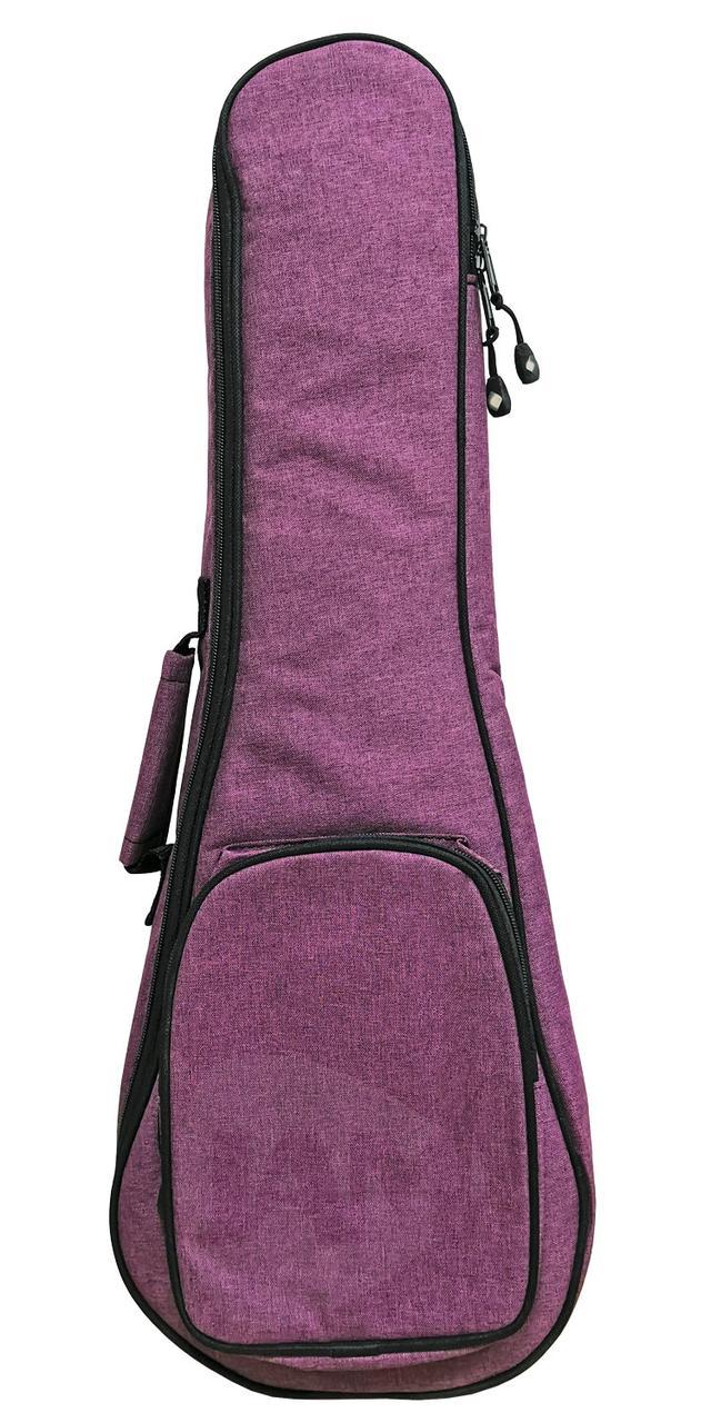 Чохол для укулеле концерт FZONE CUB7 (Purple)