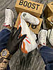 Adidas Yeezy 700 White Red (Белый), фото 3