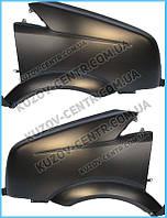 Правое переднее крыло Volkswagen CRAFTER 06 -11