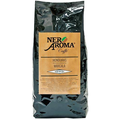 Кофе зерновой Гондурас  Nero Aroma Honduras Marcala 1 кг (арабика)