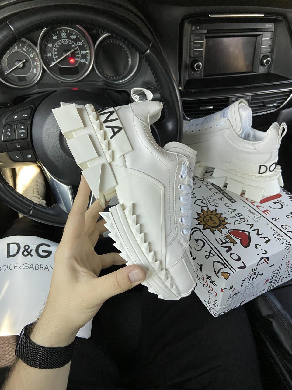 D&G Super King White (Белый)