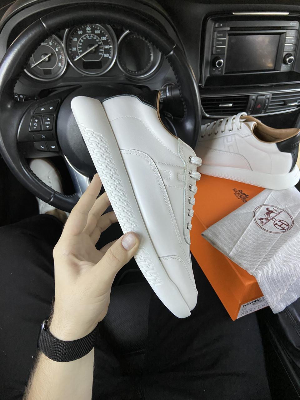 Hermes Shoes White (Белый)