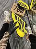 Adidas Yeezy Boost 700 V3 Yellow Black (Жёлтый), фото 3