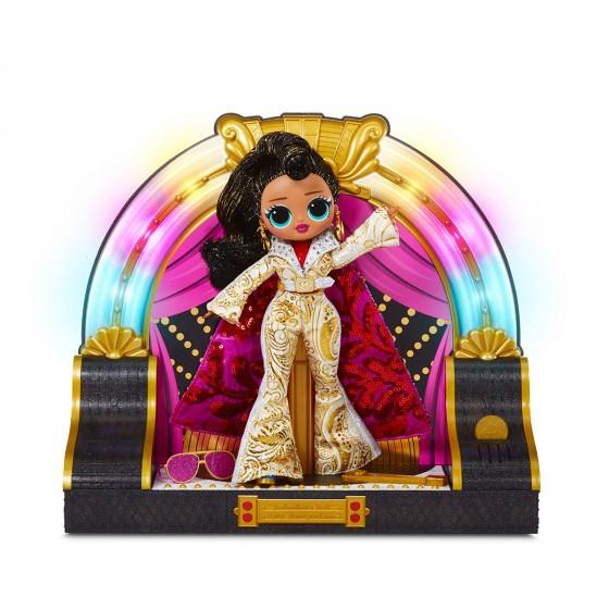 Игровой набор с коллекционной куклой L.O.L. Surprise! серии Remix - Селебрити 569879