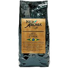 Кофе зерновой Бразилия  Nero Aroma Santos Alta Mojana 1 кг (арабика)