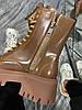 Balenciaga Boots Tractor Brown (Коричневый), фото 9