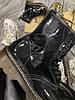 Dr Martens 1460 Black Gloss (Деми) (Чёрный), фото 5