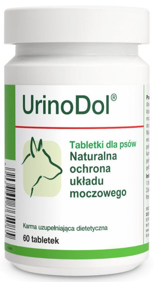 УРИНОДОЛ UrinoDol DOLFOS для восстановления функций мочевой системы у собак, 60 таблеток