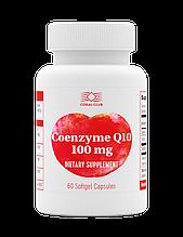 Коэнзим Q10 60 капс. Германия для поддержания нормальной работы сердечной мышцы Coenzyme Q10 100 mg