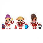 Игровой набор с куклой L.O.L. Surprise! - Спортивная команда W2 570363-W2, фото 3