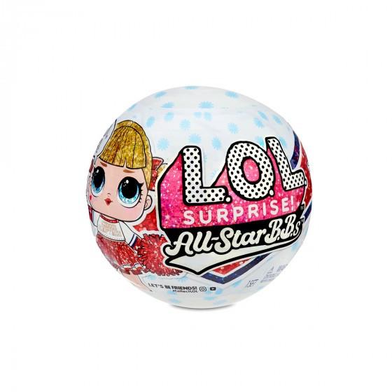 Игровой набор с куклой L.O.L. Surprise! - Спортивная команда W2 570363-W2