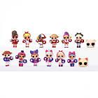 Игровой набор с куклой L.O.L. Surprise! - Спортивная команда W2 570363-W2, фото 5