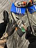 Adidas Nite Jogger Sesame Black Green (Серый), фото 3