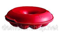 Emile Henry Crown Bread Baker Форма для выпечки 30 см (345505)