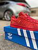 Adidas Superstar London Full Red (Красный), фото 4