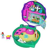 """Игровой набор Полли Покет """"Божья коровка """" Polly Pocket Mattel GKJ48"""