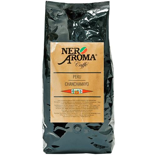 Кофе зерновой Перу  Nero Aroma Peru Chanchamayo 1 кг (арабика)
