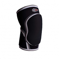 Наколінник спортивний PowerPlay 4104, 1шт Чорний L-XL SKL24-143828