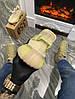 """Женские кроссовки Adidas Yeezy Boost 350 """"Flax"""" (в стиле Адидас), фото 6"""