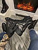 "Женские ботинки в стиле Alexander McQueen Boots Luxury ""Black"", фото 3"