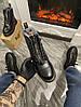 """Женские ботинки в стиле Dr Martens Jadone Sinclair """"Black"""", фото 2"""