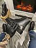 """Женские ботинки в стиле Dr Martens Jadone Sinclair """"Black"""", фото 3"""