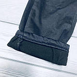 Детские джинсы на флисе  для  мальчиков оптом р.6-9-10 лет, фото 2