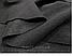 Женские утепленные спортивные штанишки трехнитка с начесом цвет темно-серый, фото 3