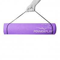 Килимок для фітнесу і йоги PowerPlay 4010