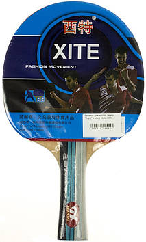 """Ракетка для настіл. тенісу """"Supa"""" в чохлі №AL-208C-2"""