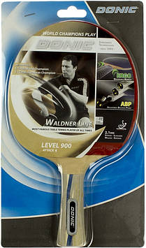 """Ракетка для настіл. тенісу """"Donic Waldner Line level"""" №900"""