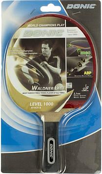 """Ракетка для настіл. тенісу """"Donic Waldner Line level"""" №1000"""